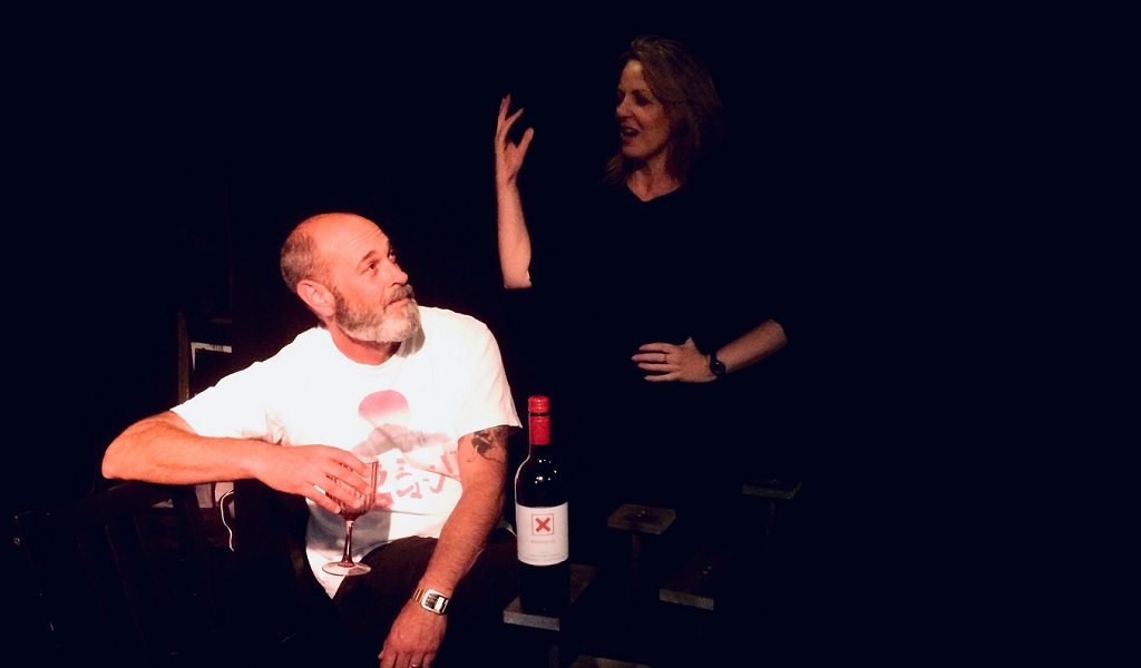 Pins and Needles (Club Voltaire) - theatre review - The Blurb